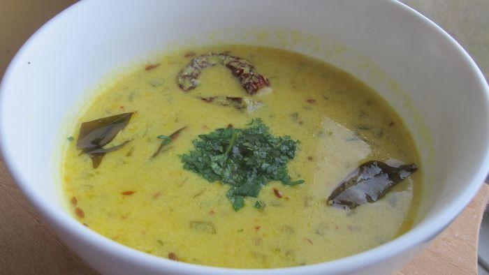Kadhi (yoghurtsoep)
