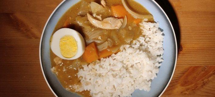 Japanse curry